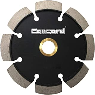 Concord Blades TCC050A9CP 5 Inch Laser Welded Crack Chaser Diamond Blade .375 Inch Segment width