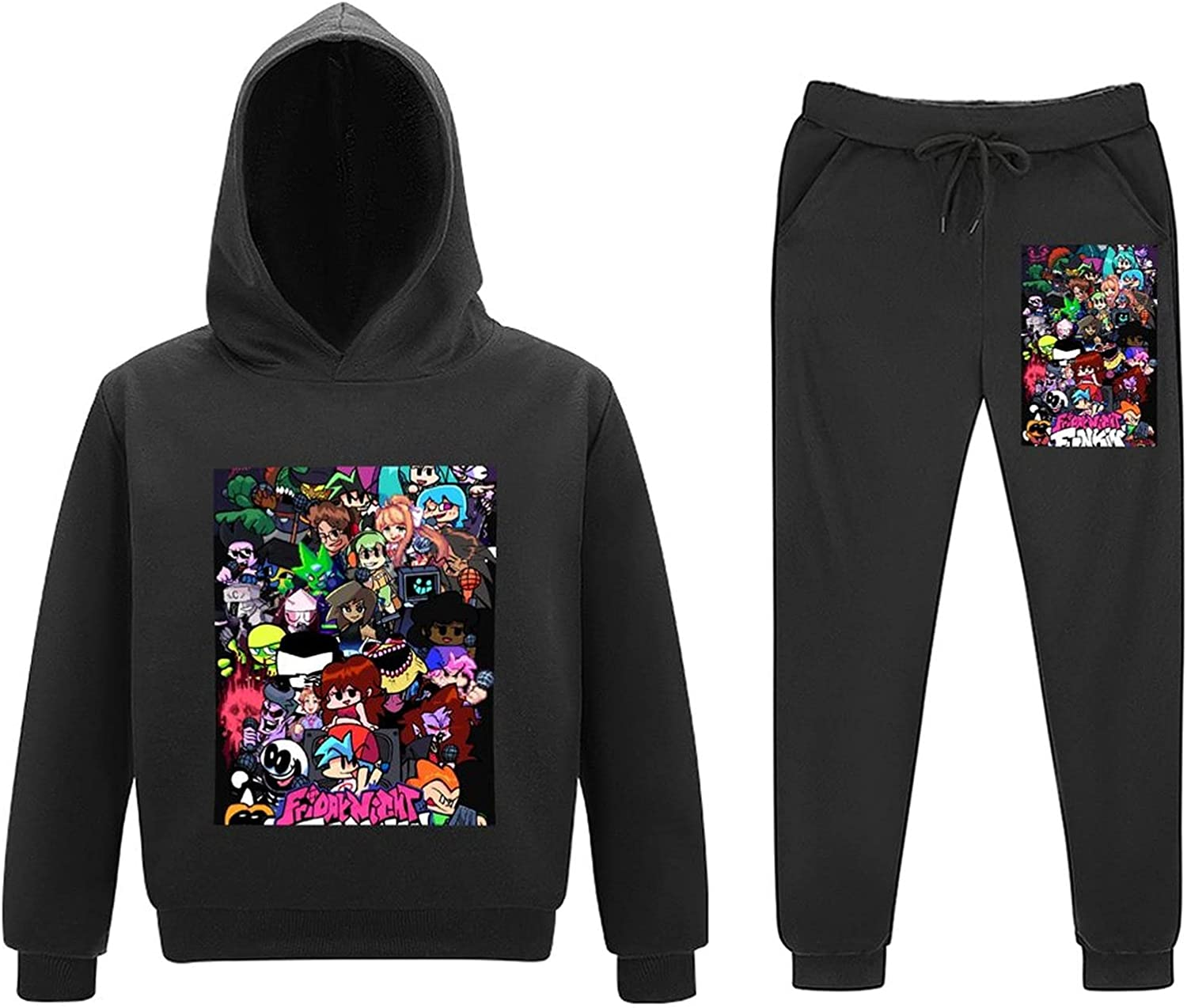 Fr·Iday Ni·GHT Fu·Ckin Youth Boston Mall Hoodie Oklahoma City Mall Outfit Suit F And Sweatpants