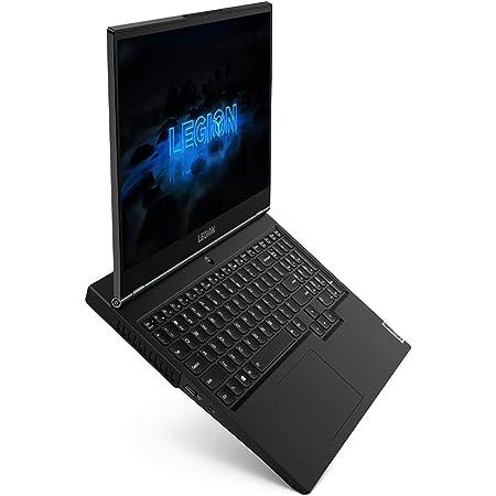 "Lenovo Legion 5 - Ordenador Portátil Gaming 15.6"" FullHD 144Hz (AMD Ryzen 7 4800H, 16GB RAM, 512GB SSD, Nvidia RTX2060 6GB, Windows 10), Negro - Teclado QWERTY Português"