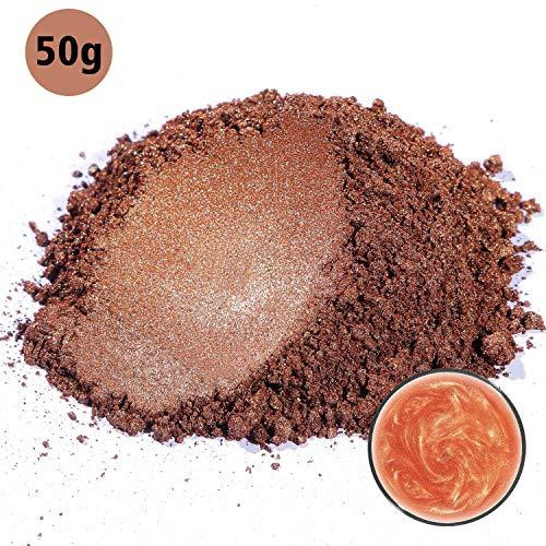 Pigmento en polvo para jabones color café