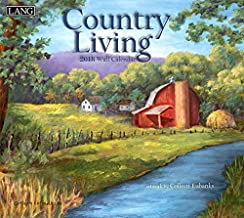 Country Living 2018 Calendar: Includes Downloadable Wallpaper
