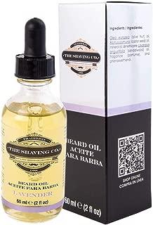 The Shaving Co. Lavender Beard Oil 2oz/60ml