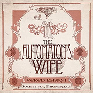 The Automaton's Wife audiobook cover art