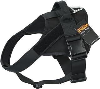 EXCELLENT ELITE SPANKER Tactical Dog Harness Patrol K9 Harness Service Dog Vest Military Dog Vest Working Dog Vest with Ha...