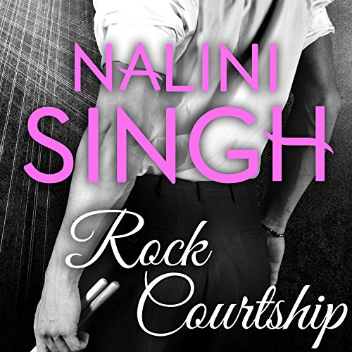 Rock Courtship audiobook cover art