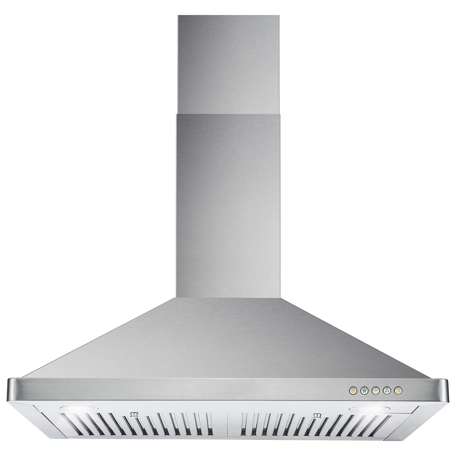 Cosmo 63175 Wall Mount Convertible Chimney Style