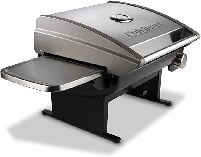 Cuisinart CGG-200 All Foods Tabletop Gas Grill – Best Tabletop Camping Grill