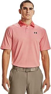 Under Armour Men's Performance Stripe Golf Polo