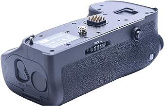 DSTE DMW-BGG9 Vertical Batería Griff Compatible con Panasonic Lumix G9 DC-G9 Kamera als DMW-BGG9GK