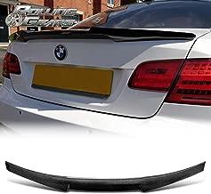 Rolling Gears Carbon Fiber Trunk Spoiler Fits BMW 3er E92 Coupe/ E92 M3, 2006-2013, V Style