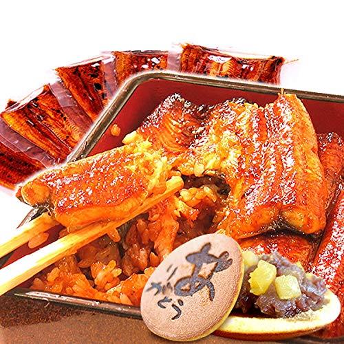 国産うなぎ ギフトランキング入り うなぎ お祝い ギフト 鰻(うなぎ)の蒲焼(90〜95g)誕生日 メガ盛り5枚 どら焼き付き 簡易 自宅用