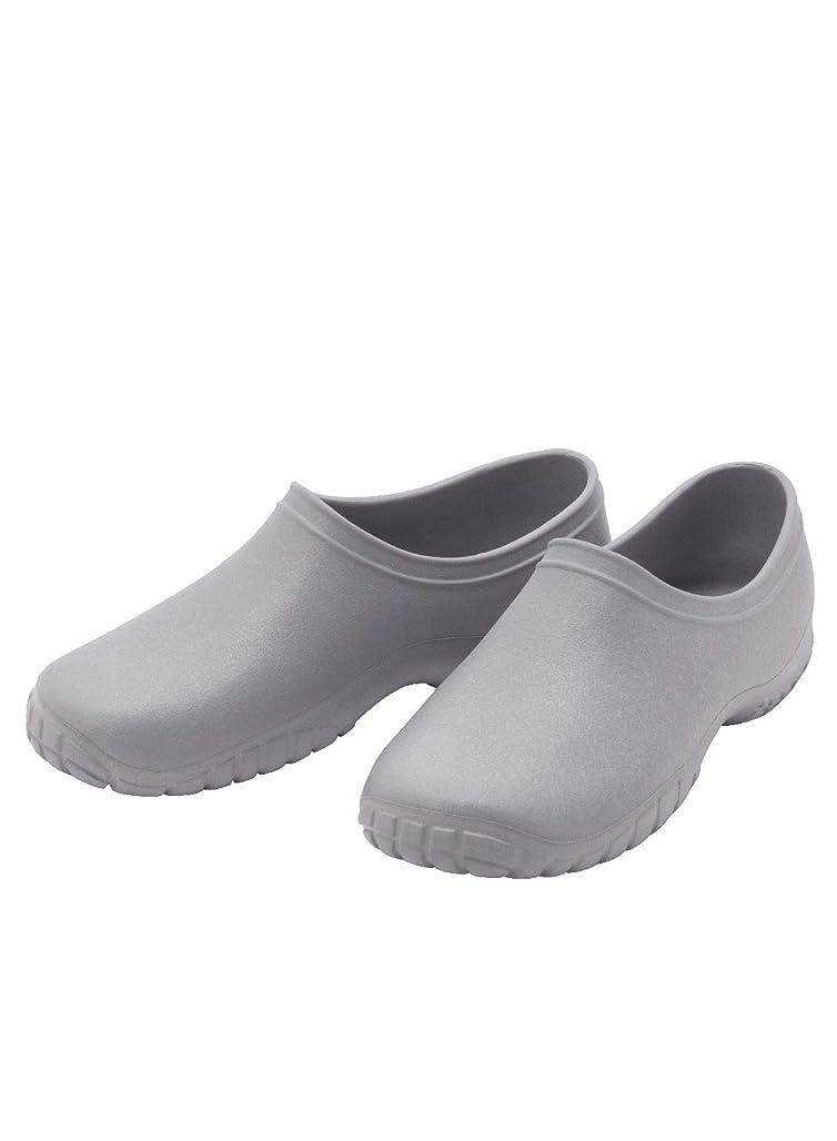 以下ぐるぐるシングルシービージャパン バスブーツ グレー 風呂掃除 大きいサイズ 靴底エンボス加工 tutum