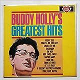 Buddy Holly's Greatest Hits - Buddy Holly LP