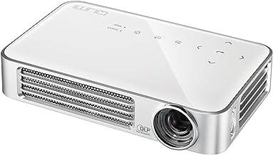 Vivitek Qumi Q6 - Proyector (800 lúmenes ANSI, DLP, WXGA (1280x800), 16:10, 762-2286 mm (30-90