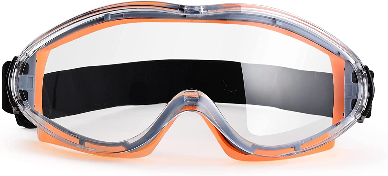 PACIFIC PPE In stock Protective Safety Goggle Lab Goggles free