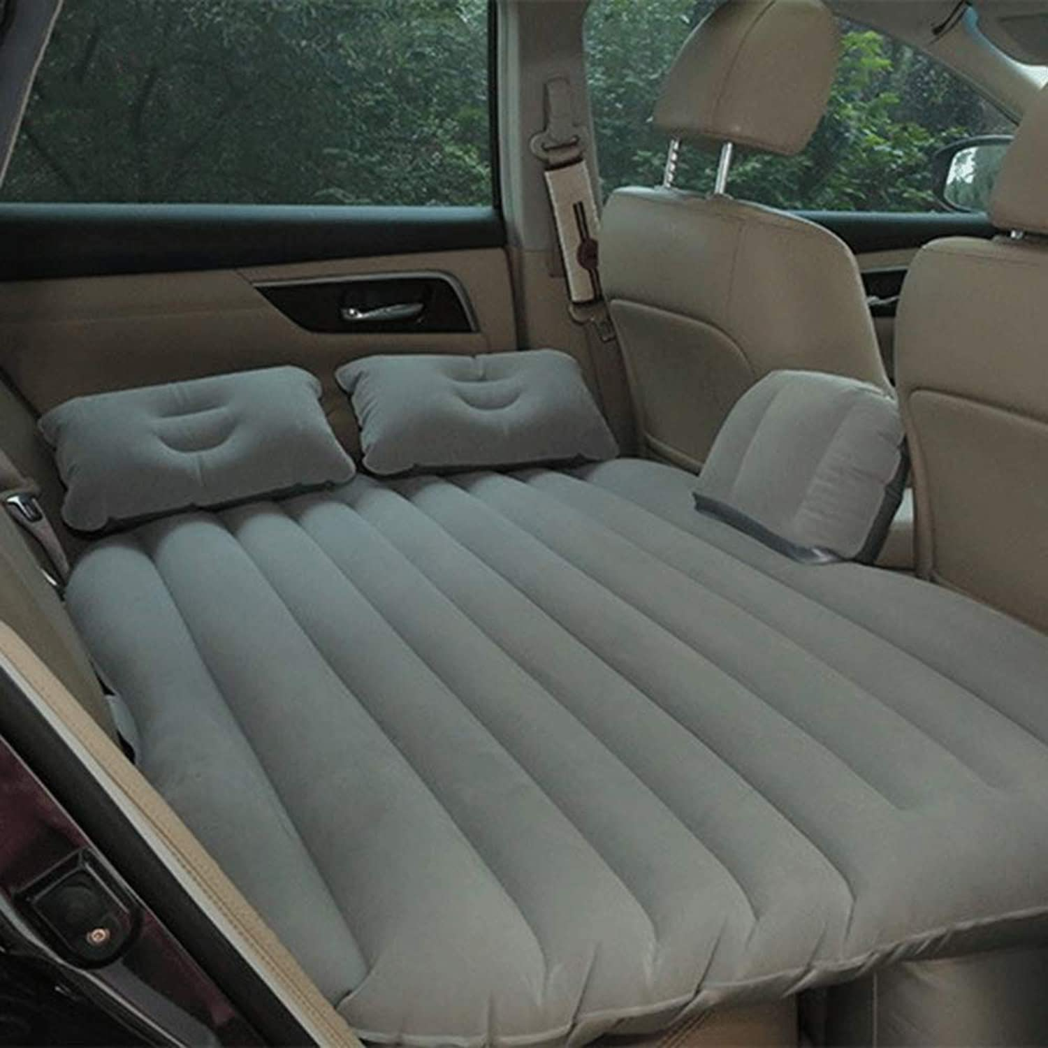 Car Mattress Travel Air Bed Back Seat Outdoor Camping Back Seat