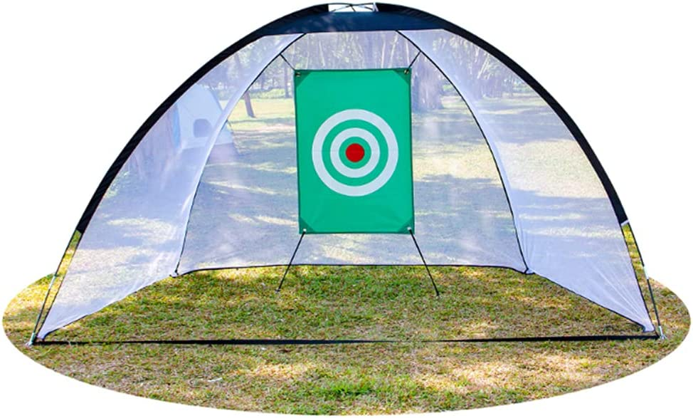 Geriop Green Net Practice Max 75% OFF New life Backyard for Driving Professional