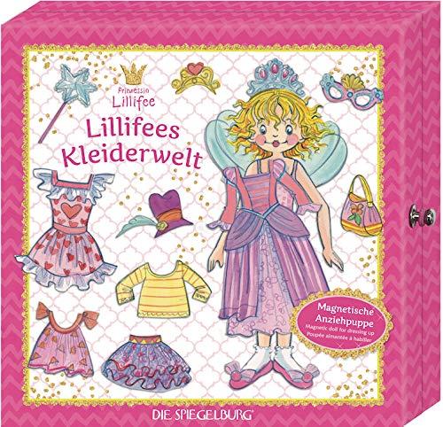 Die Spiegelburg 15111 Magnetische Anziehpuppe Lillifees Kleiderwelt Prinz.Lillifee