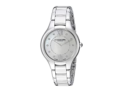 RAYMOND WEIL Noemia 5132-ST-00985 (Silver) Watches