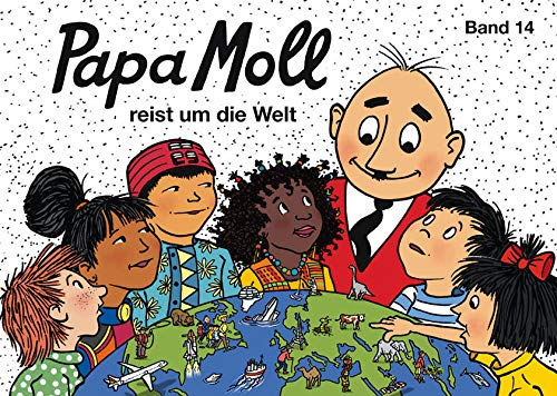 Jonas, Edith, Bd.14 : Papa Moll reist um die Welt: Band 14