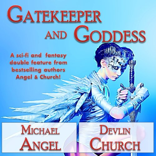 Gatekeeper and Goddess audiobook cover art