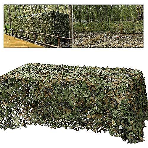 Camouflage net HXLQ Tarnnetz Bundeswehr FüR Die Jagd, Tarnung SchießEnd (Einzelne Schicht Einfach Zu Schneiden)