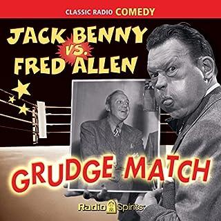 Jack Benny vs. Fred Allen: Grudge Match cover art
