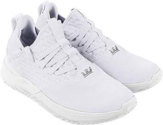 Supra Unisex's Titanium Low-Top Sneakers