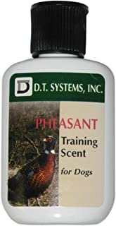 D.T. Systems Training Scent for Pets, 1-1/4-Ounce, Pheasant
