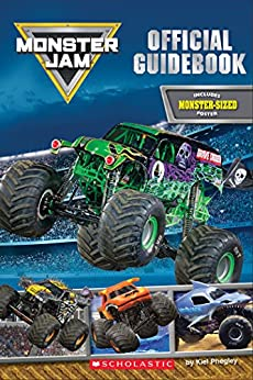 Book's Cover of Monster Jam Official Guidebook (English Edition) Versión Kindle