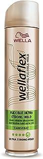 WELLAFLEX FLEXIBLE ULTRA STRONG HOLD HAIRSPRAY - 250 ml