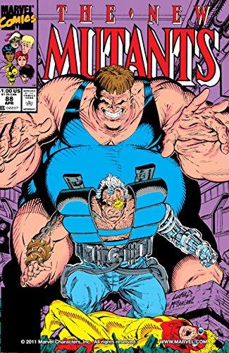 Download New Mutants (1983-1991) #88 (English Edition) B00ZMYOEWE