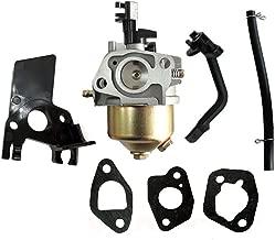 Janrui Carburetor with Gasket for Wen Power Pro 2200 3500 Watts 5.5HP 6.5HP Gasoline Generator