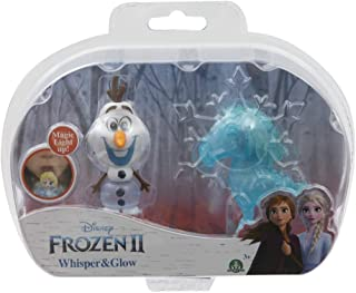 Games Precious Disney Frozen 2 Whisper and Glow Double Blister Olaf and the Nokk