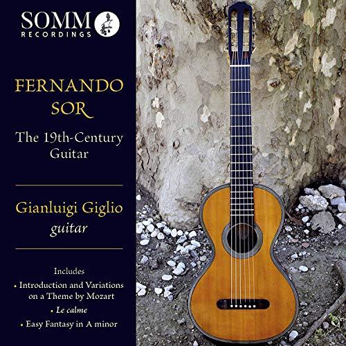 Sor: The 19Th-Century Guitar [Gianluigi Giglio] [Somm: SOMMCD 0604]