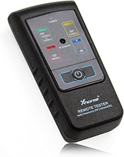 Xhorse Remote Tester Radio Frequency Infrared Reader 315Mhz/433Mhz Remote Key Frequency Tester