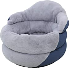 N/C Pet Bed Cat Bed Dog Bed Pet Sofa Cushioned Lounge, Warm and Comfortable, Easy to Clean, Suitable for Daily Use of Pets...