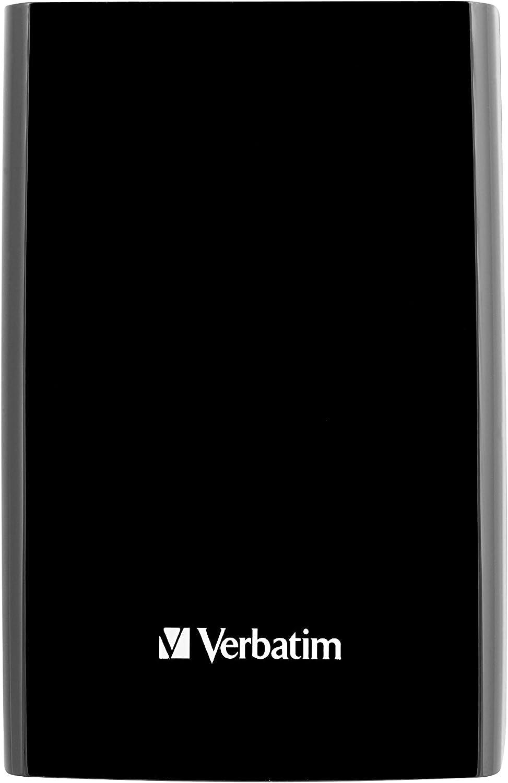 Verbatim Store N Go Superspeed I 500 Gb I Schwarz I Computer Zubehör