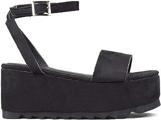 Amazon Para Sandalias Vestir De Zapatos esBosanova Mujer FJcK1l3T