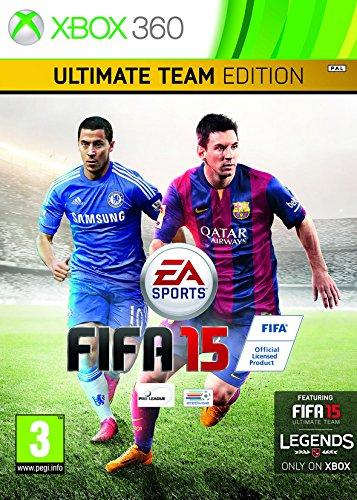 FIFA 15 ULTIMATE TEAM EDITION : Xbox 360 , ML