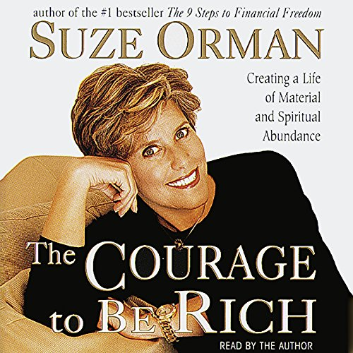 The Courage to Be Rich audiobook cover art
