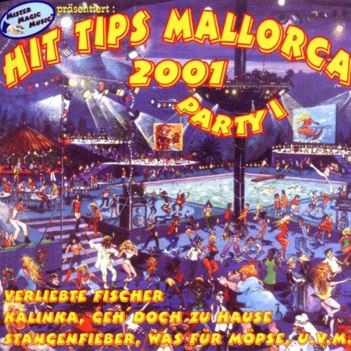 Hit Tips Mallorca 2001 Party 1