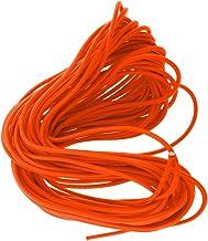 MagiDeal 4 mm elastisch bungee-touw van marine/schok-touw, met stutten naar beneden.