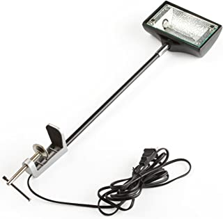 Silver Displays2go Banner Stand Spotlight with 5 Watt LED Bulb LED5W04SV