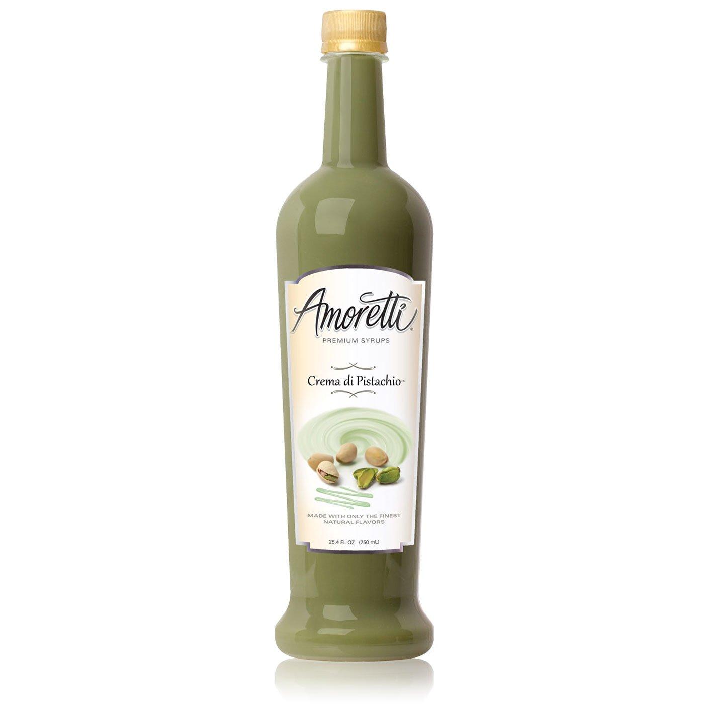 Amoretti Premium Syrup Crema Di of Pack shopping Pistachio 25.4 Trust Ounce