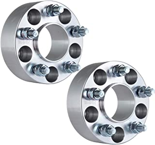 ECCPP 5 LUG Hubcentric Wheel Spacers 50mm 2