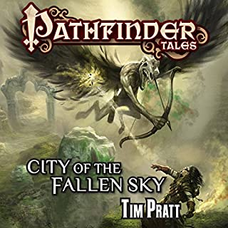 City of the Fallen Sky cover art