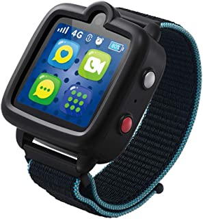 TickTalk 3 Unlocked 4G LTE Universal Kids Smart Watch Phone with GPS Tracker, Combines..