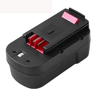 Actualizado a 3,6 Ah Ni-Mh HPB18 reemplazo para negro y decker 18 V batería HPB18-OPE HPB18-OPE2 244760-00 A1718 FSB18 FS18FL Firestorm herramientas de alimentación inalámbrica.