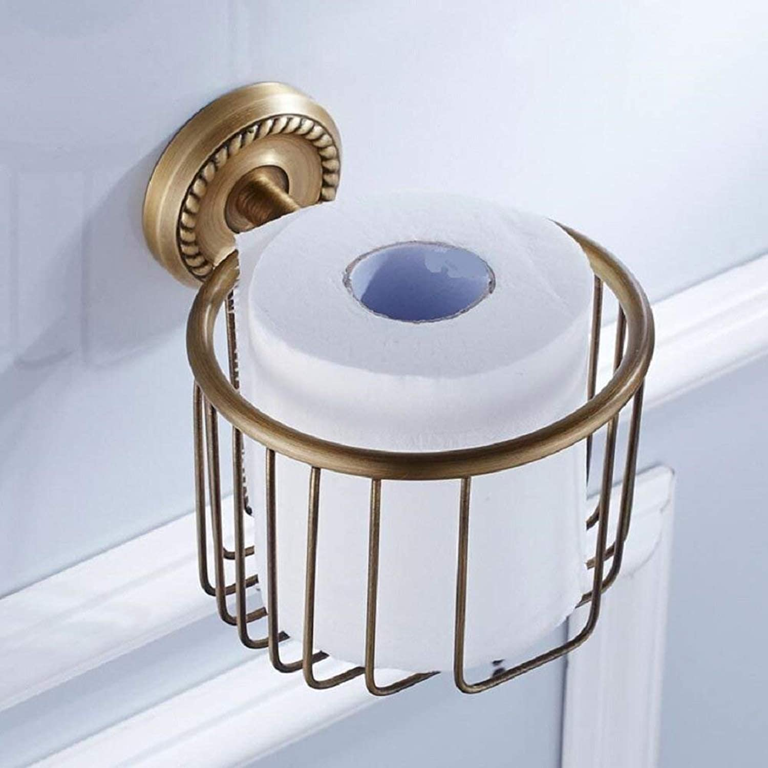 Paper Towels Retro Style in European cage, Robust and Bathroom Non-Rusty Shelves, a Easy Inssizetion and The Ecological Health of',Door Yellow Paper Copper
